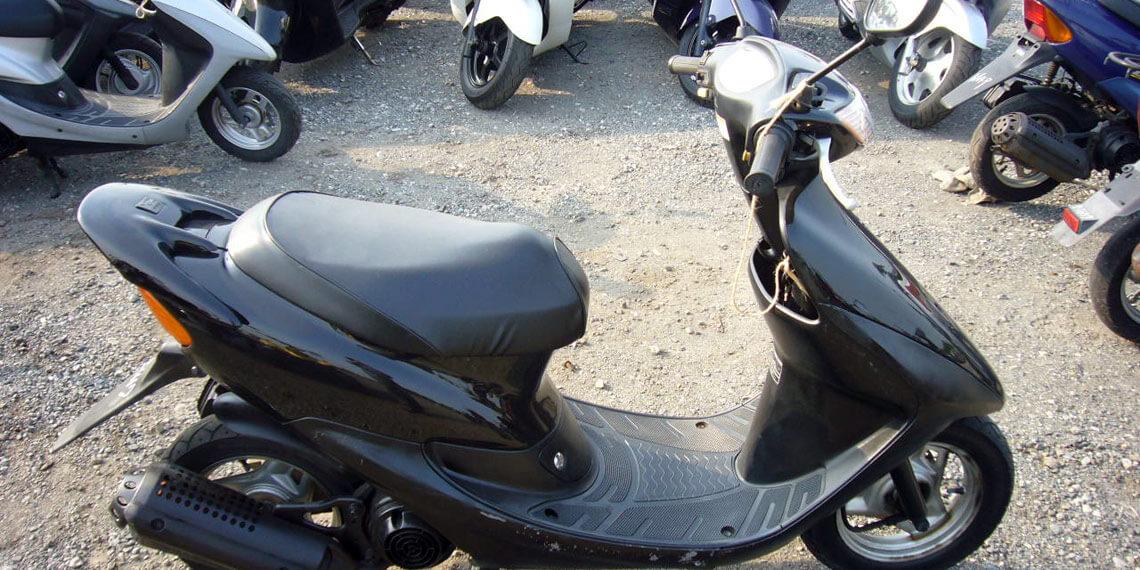Скутер Honda dio zx #11
