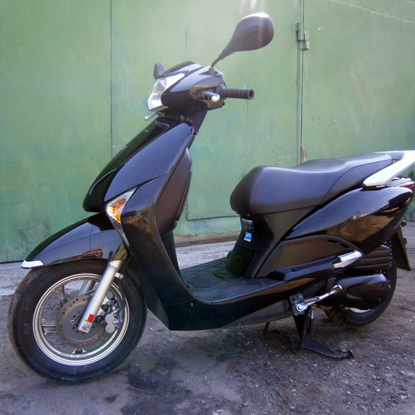 Скутер Honda Lead 110 New