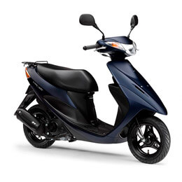 Suzuki Address V50i